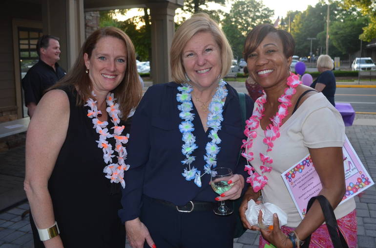 Ladies Night Out in Fanwood on June 6, 2019.