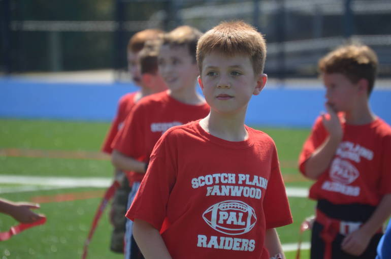 Scenes from Scotch Plains-Fanwood PAL Flag Football