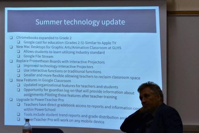 Technology & Berkeley Heights Schools 11