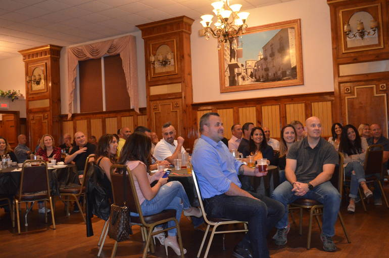 Scotch Plains PBA Local 87 fundraiser on Saturday, Sept. 14.