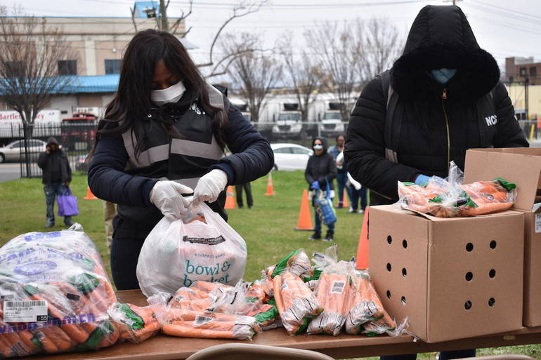 United Way of Greater Newark Partnership Will Raise Money for Residents Affected by Pandemic