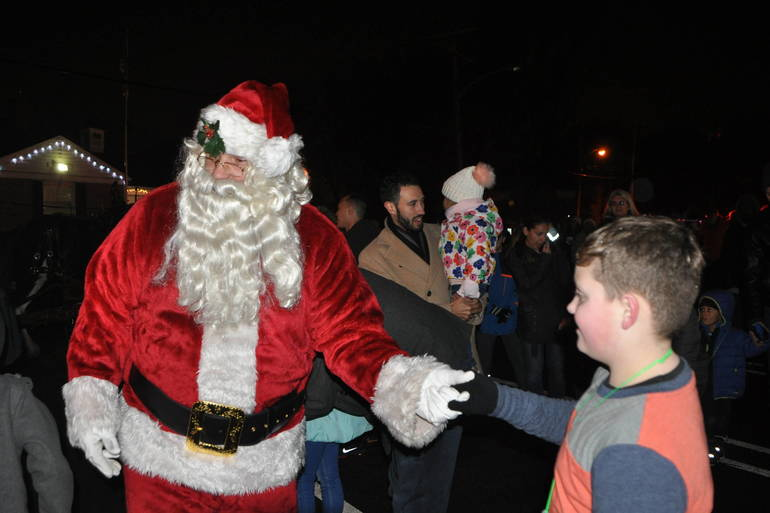 Santa Claus is Coming to Springfield Dec. 12, Here's How to Bring Him Down Your Street