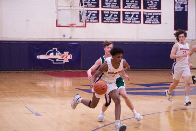Boys Basketball: Strong 'D', Hot Shooting Sends New Providence Past Gov. Livingston, 61-42
