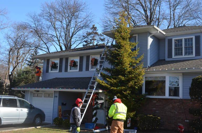 Scotch Plains Military Family Has Home Decorating Donated