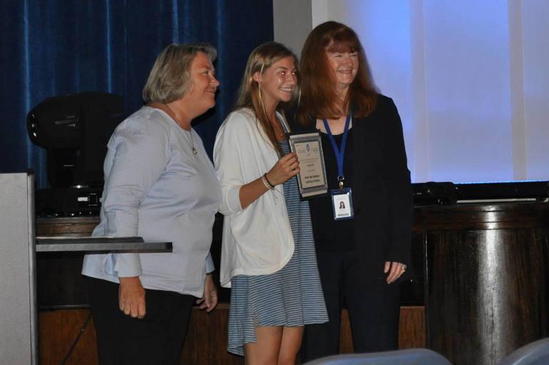 Westfield Board of eduCation awards