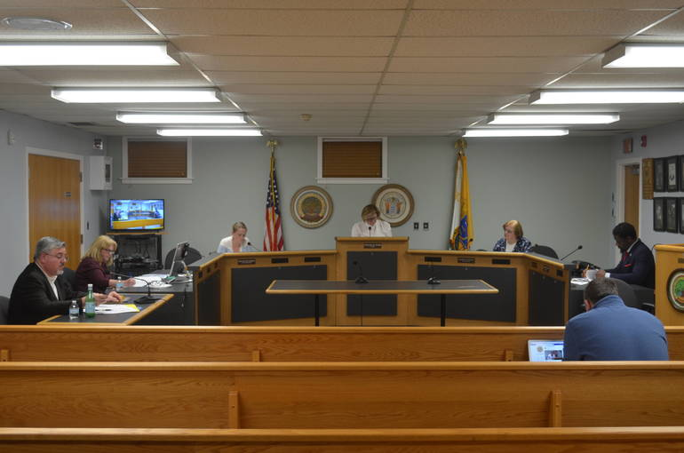 Fanwood Borough Council meeting on Monday, March 16, 2020.