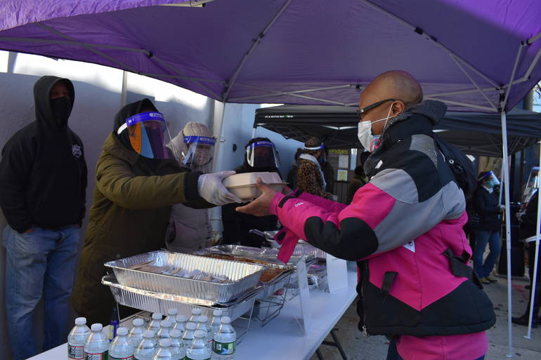 Newark is Kicking its Philanthropy into Overdrive This Thanksgiving