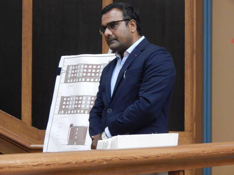 Architect Nehal Jhaveri