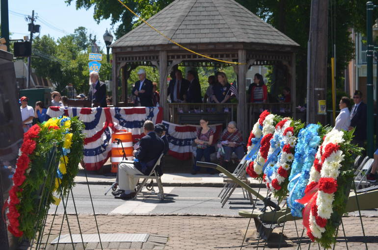 Memorial Day Wreaths in Scotch Plains (2019)