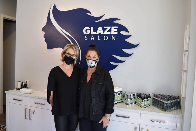 Glaze Salon Demonstrates Resiliency in 2020 Ahead of Holiday Season