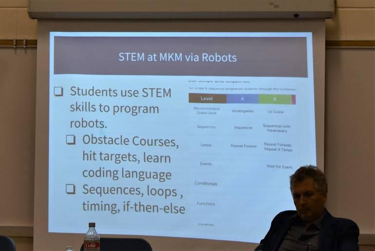 Technology & Berkeley Heights Schools 10