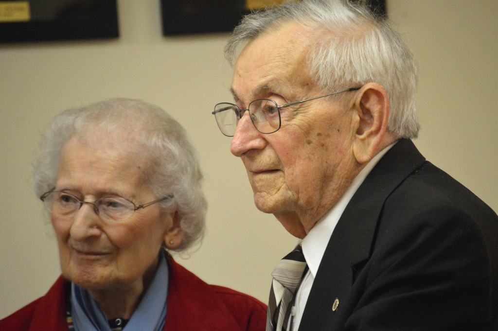 Bob and Grace Kruthers