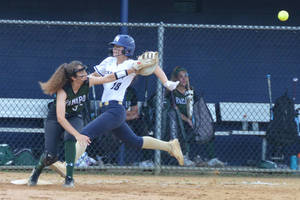 Roxbury Softball Advances to State Finals with Dominating Win