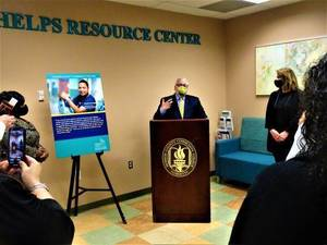 A 'Beacon of Hope and Promise' Opens at Hudson County Community College