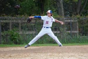 Baseball: DeSarno No-Hitter Lifts Dayton Over Brearley