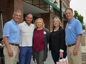 Campaign Trails: Republican Candidates Jack Ciattarelli, Hirsch Singh and Phil Rizzo on the Trail
