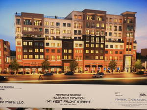 Red Bank Zoning Board to Hear Revised Plans for Pazzo Development