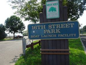 16th Street Park Kayak Launch Nears Completion