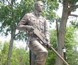 Hudson County Honors Hero Bayonne Soldier. Stephen R. Gregg Risked His Own Life to Save Others During World War II
