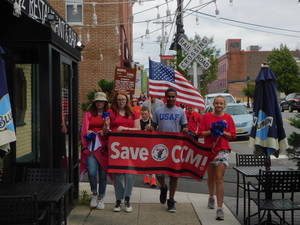LETTER TO THE EDITOR- Morris County Rallies to Save CCM