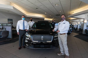 Ditschman/Flemington Lincoln named Lincoln 2021 DealerRater of the Year