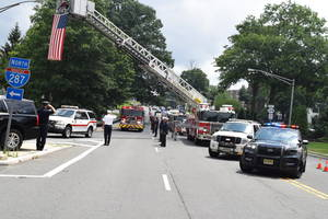 Morristown First Responders Coordinate Proper Sendoff for Fallen East Orange Fire Captain