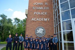 Scotch Plains-Fanwood Junior Police Academy graduated 17 cadets
