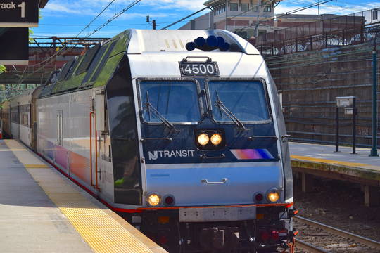 Ongoing PTC Work Results in NJ Transit Service Cancellations