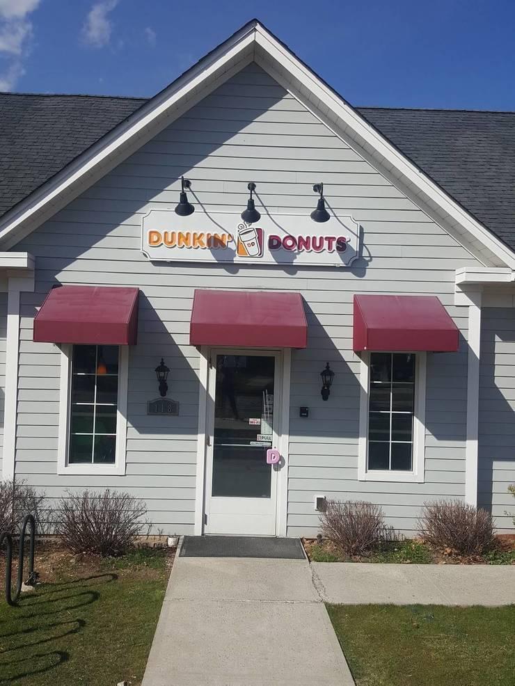 Dunkin Donuts - Main St.