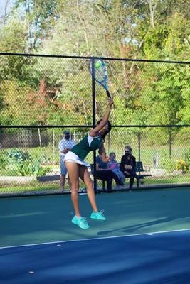 Tennis Player Durga Venkatesan is Named Joe Eberle Weichert Realtors Pioneer Athlete of the Week