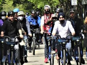 New Shared Program has Hoboken, Jersey City Pedaling in Same Direction