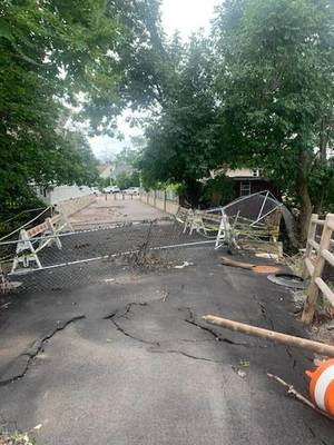 Bloomfield Storm Damage Still Being Analyzed (Pictures Inside)