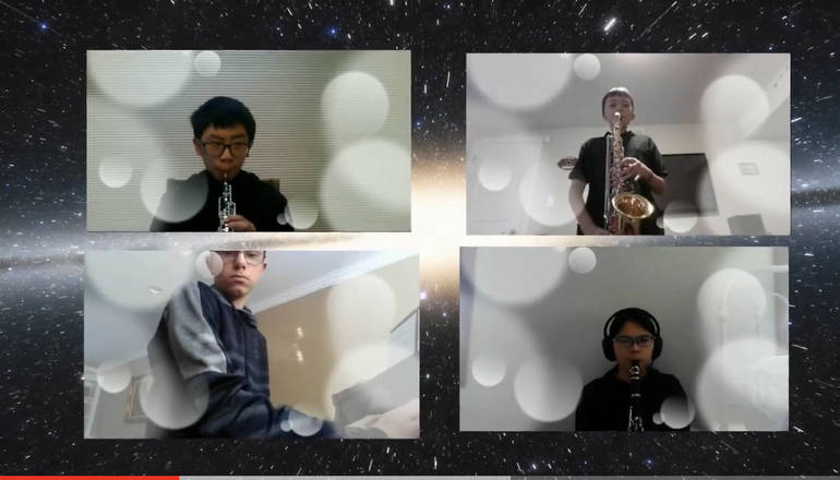 Satz Star Wars Ensemble