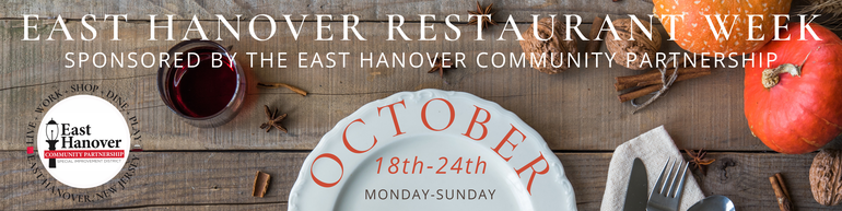 East Hanover to Host First Ever Restaurant Week