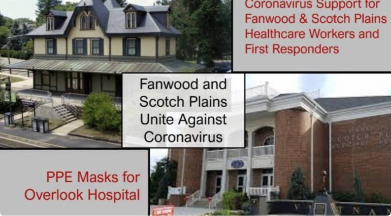 Fanwood and Scotch Plains Unite Against Coronavirus