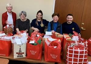 Holiday Donation  for Seniors