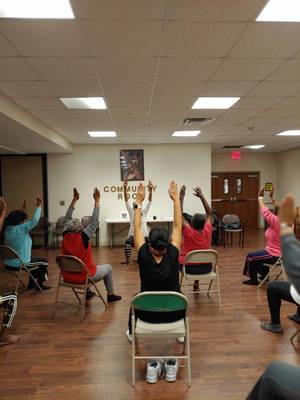 Carousel image b7641eb1fa698ff7e35b east orange senior yoga