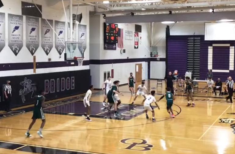 Boys Basketball: East Brunswick Rallies to Beat Old Bridge, 53-51