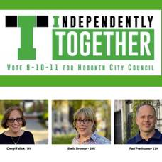 Independently Together: Fallick, Brennan & Presinzano Officially Launch Council-at-Large Campaign