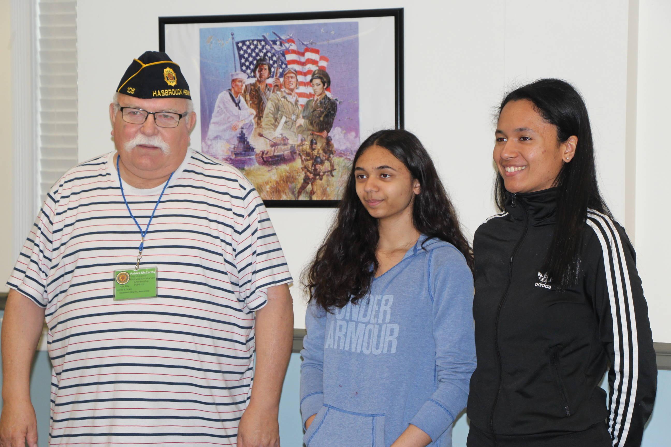 EDIT poster winners with Commander McCarthy.jpg