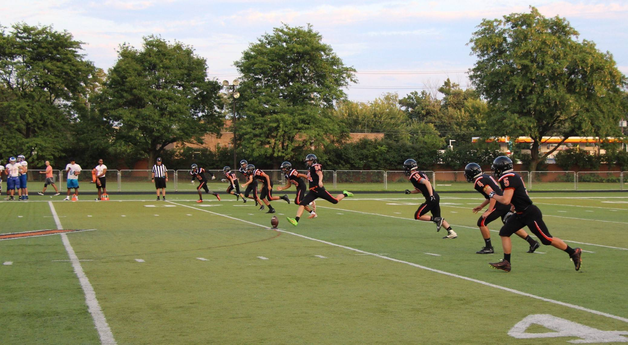 What's On TAP This Week:  Football Scrimmages, Council Meeting and More