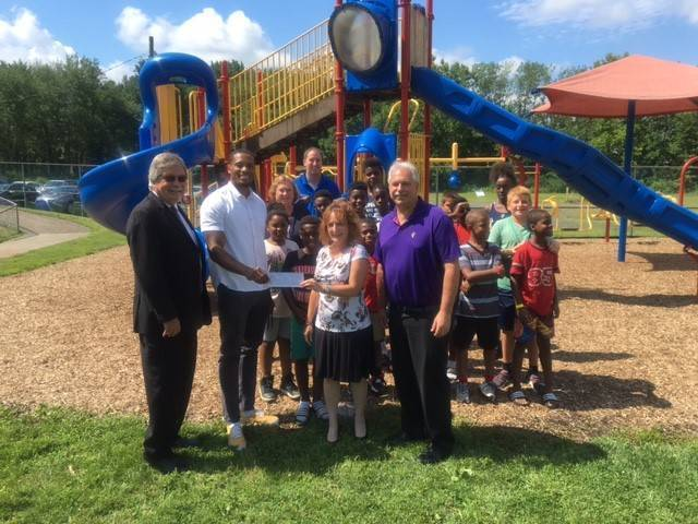 Edison Township and Community Businesses Sponsor Kids to go to YMCA Camp