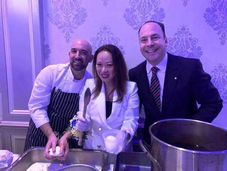 EDIT Chef Mark leaders Rowena and Jeff.jpg