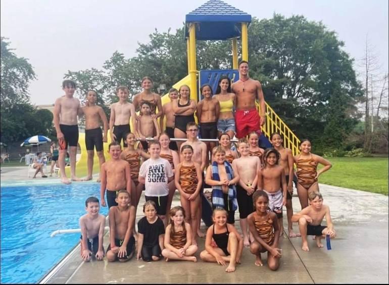 Hasbrouck Heights, dive team
