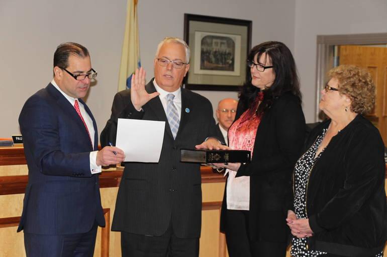 EDIT Romero swear in as Council president.jpg