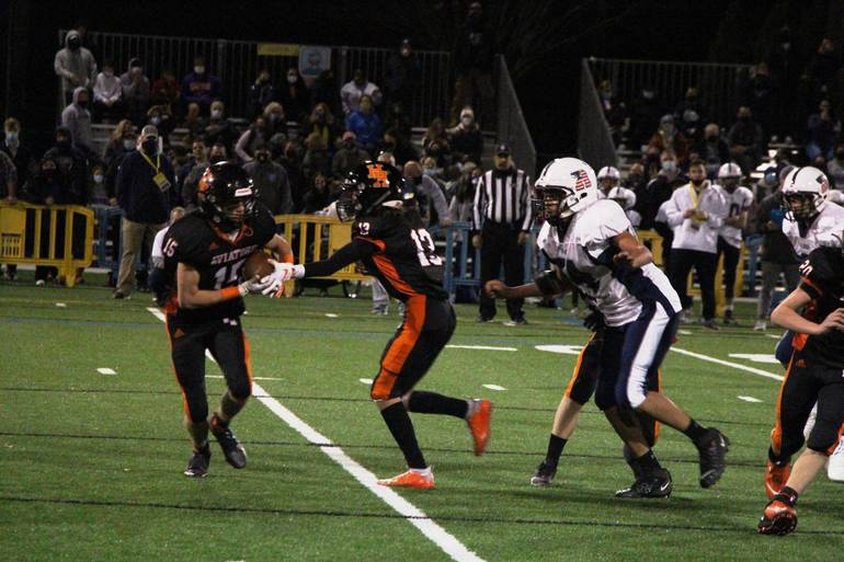 Rec Football:  Hasbrouck Heights Drops Junior/Senior Games in MFL Super Bowl