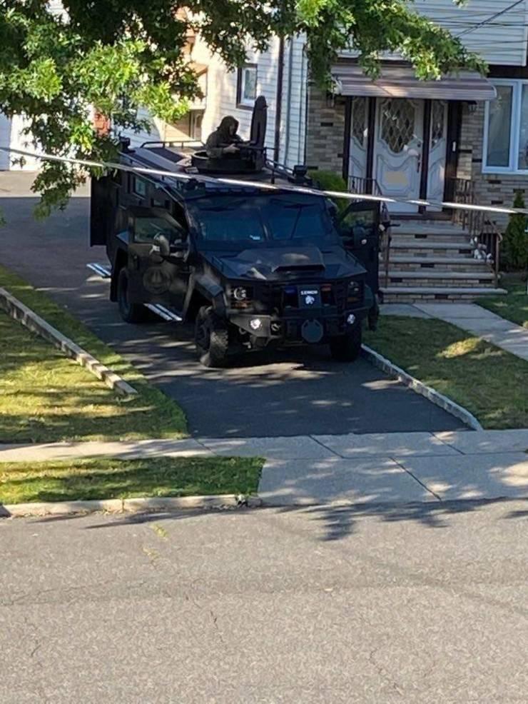 EDIT 2020 SWAT vehicle in driveway July 9 2020 from Linda Byrne.jpg