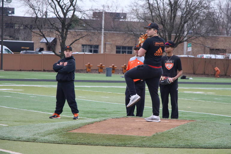 Hasbrouck Heights Baseball Continues to Ready for the Last Dance Tournament