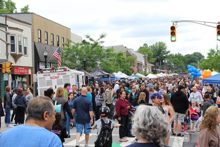 Save the New Date for the 2021 Hasbrouck Heights Street Fair