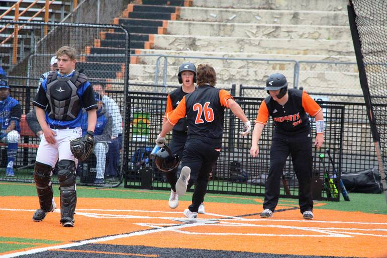 HS Baseball: Connolly, Friedel Lift Hasbrouck Heights Past Wood-Ridge in Extra Innings